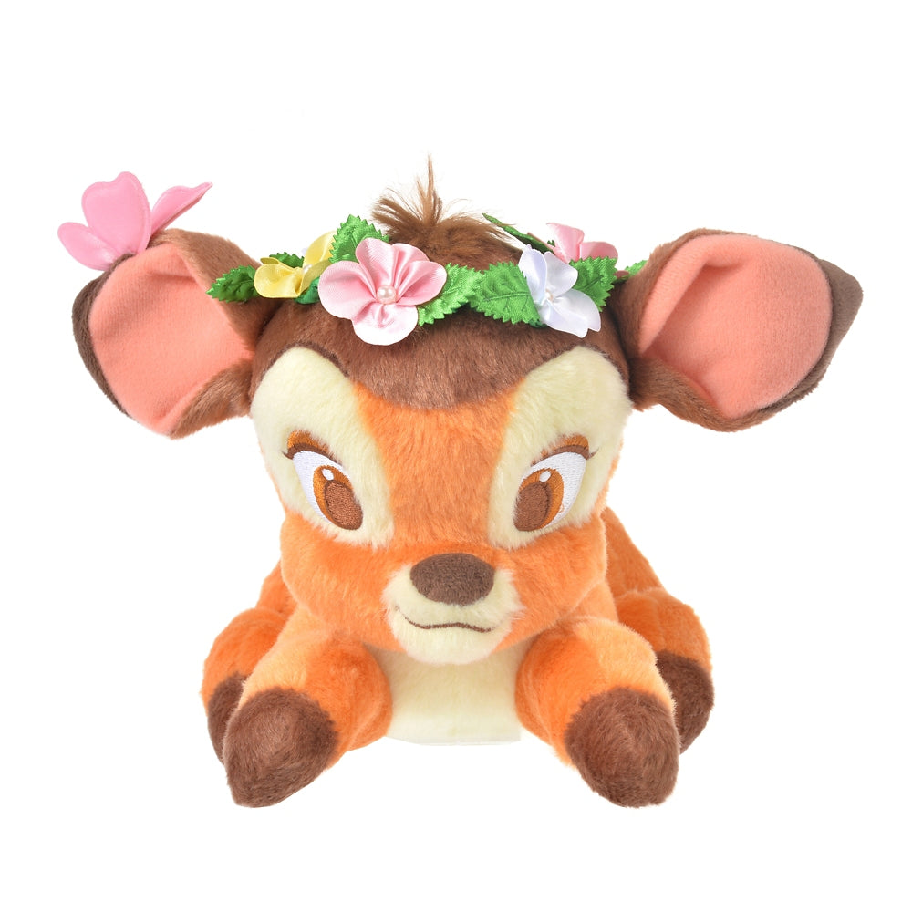 Bambi Plush Doll Flower Garden Disney Store Japan Easter 2021
