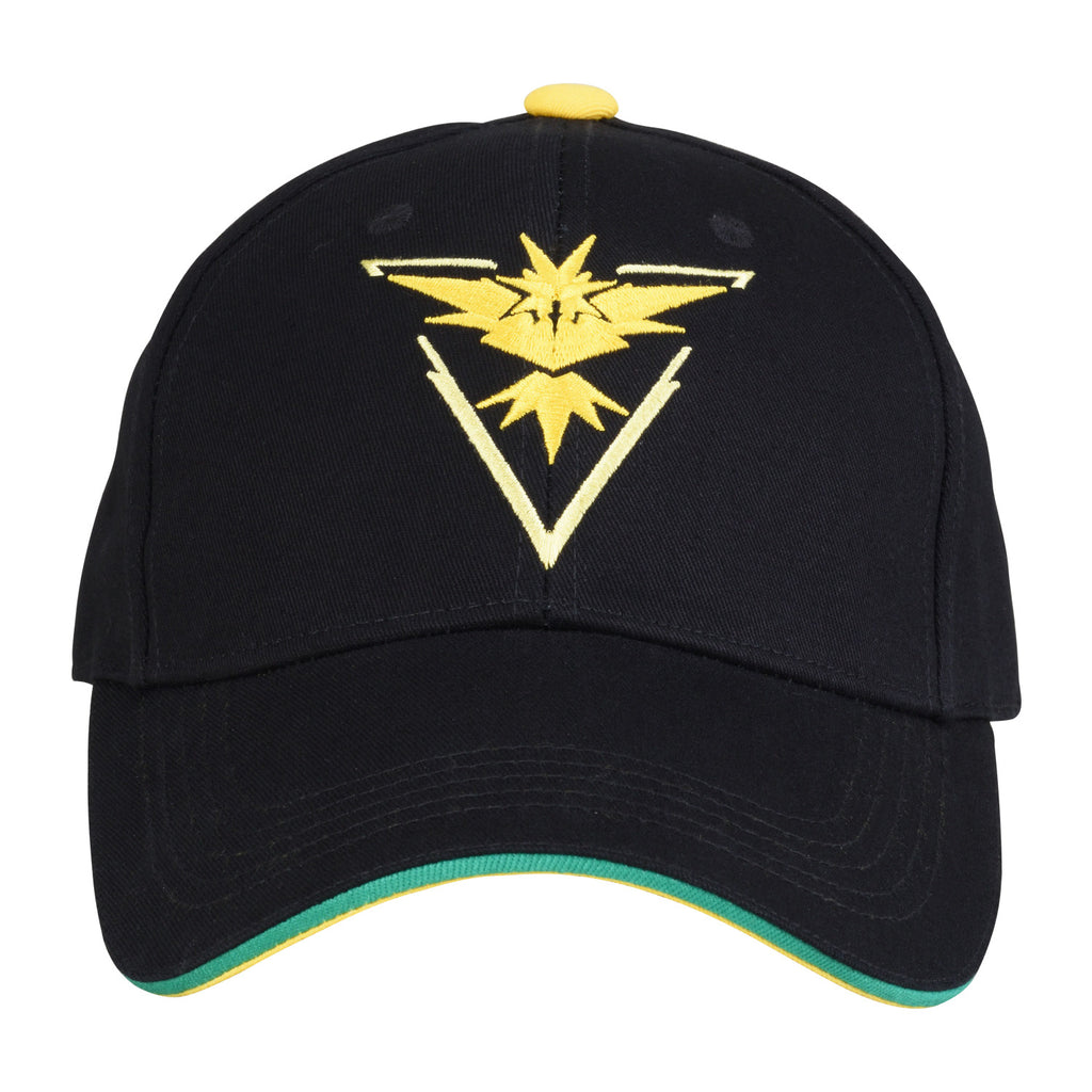 Team Instinct Cap Pokemon GO Center Japan Original