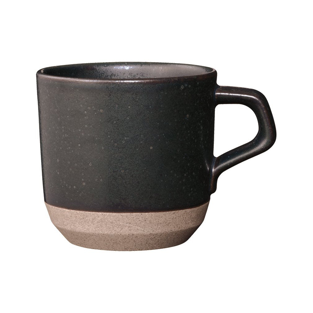 CERAMIC LAB Small Mug Cup CLK-151 300ml Black KINTO Japan 29516