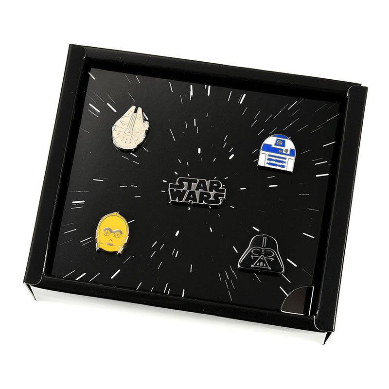 Star Wars The Rise Of Skywalker Pin Badge Set Disney Store Japan