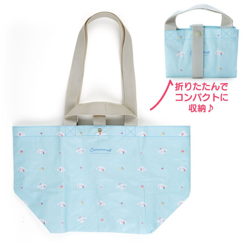Cinnamoroll PP Tote Bag Sanrio Japan