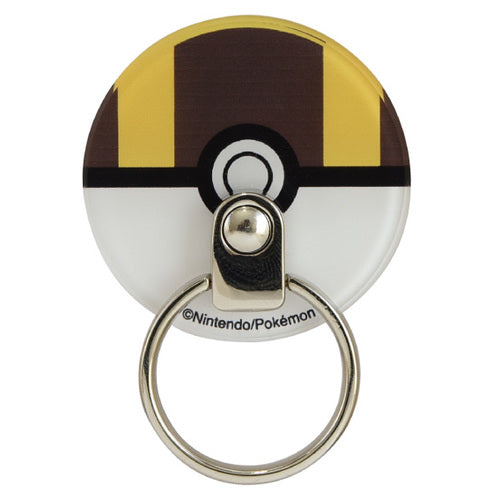 Hyper Ball Multi Ring for Smartphone Die-Cut Pokemon Center Japan Original