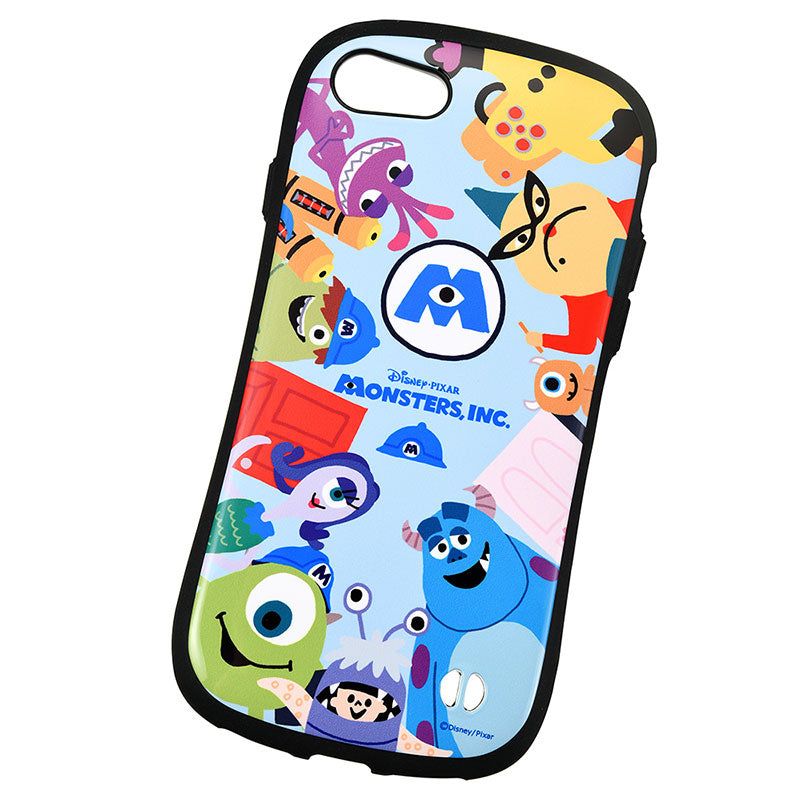 Monsters Inc iPhone 7 8 Case Cover iFace First Class Story Disney Store Japan