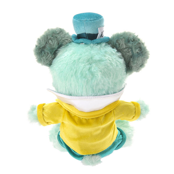 UniBEARsity 5th Costume Mint Tea Plush Doll Disney Store Japan Mad Hatter