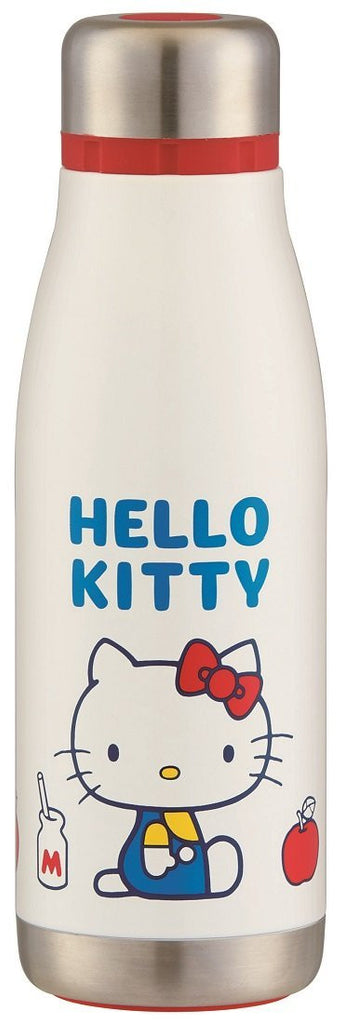 Hello Kitty Stainless Bottle Tumbler 70's 400ml STY4 Sanrio Japan SKATER