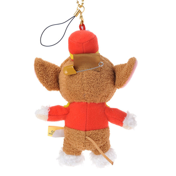 UniBEARsity cosplay Timothy Plush Keychain Bag Chain Disney Store Japan Dumbo