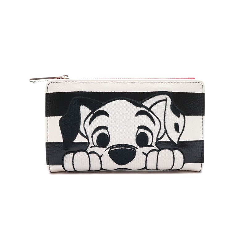 101 Dalmatians Wallet Strip Loungefly Disney Store Japan