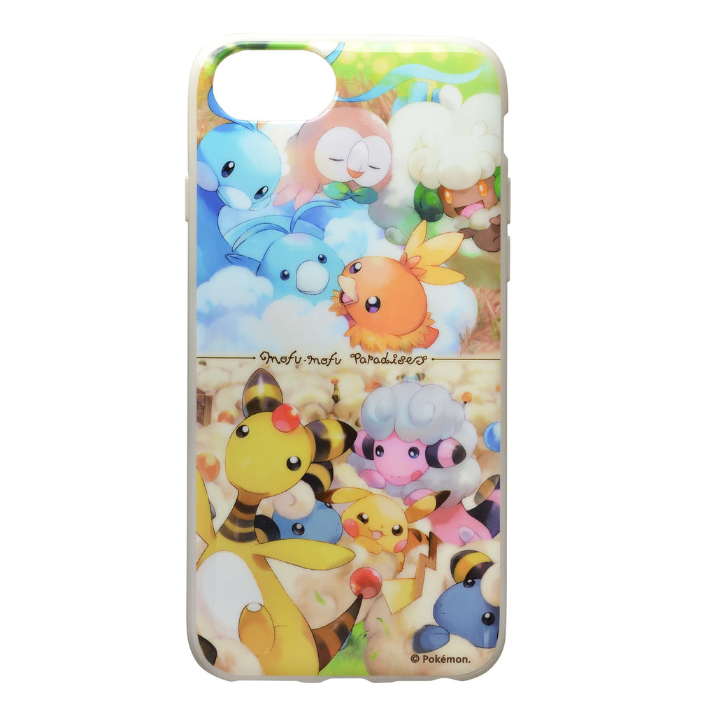 Altaria Tyltalis Mareep iPhone 6s 7 8 Case Cover Soft Pokemon Center Japan