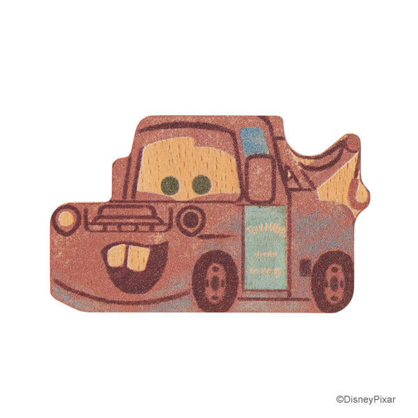 Cars Mater KIDEA Toy Wooden Blocks Disney Store Japan
