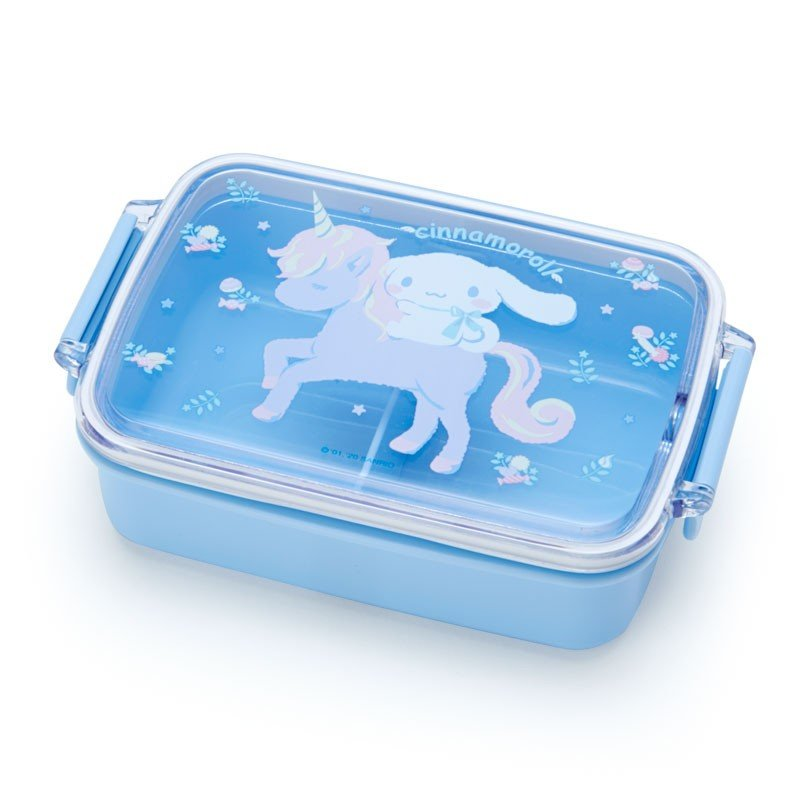 Cinnamoroll Lock Lunch Box Bento Unicorn Sanrio Japan