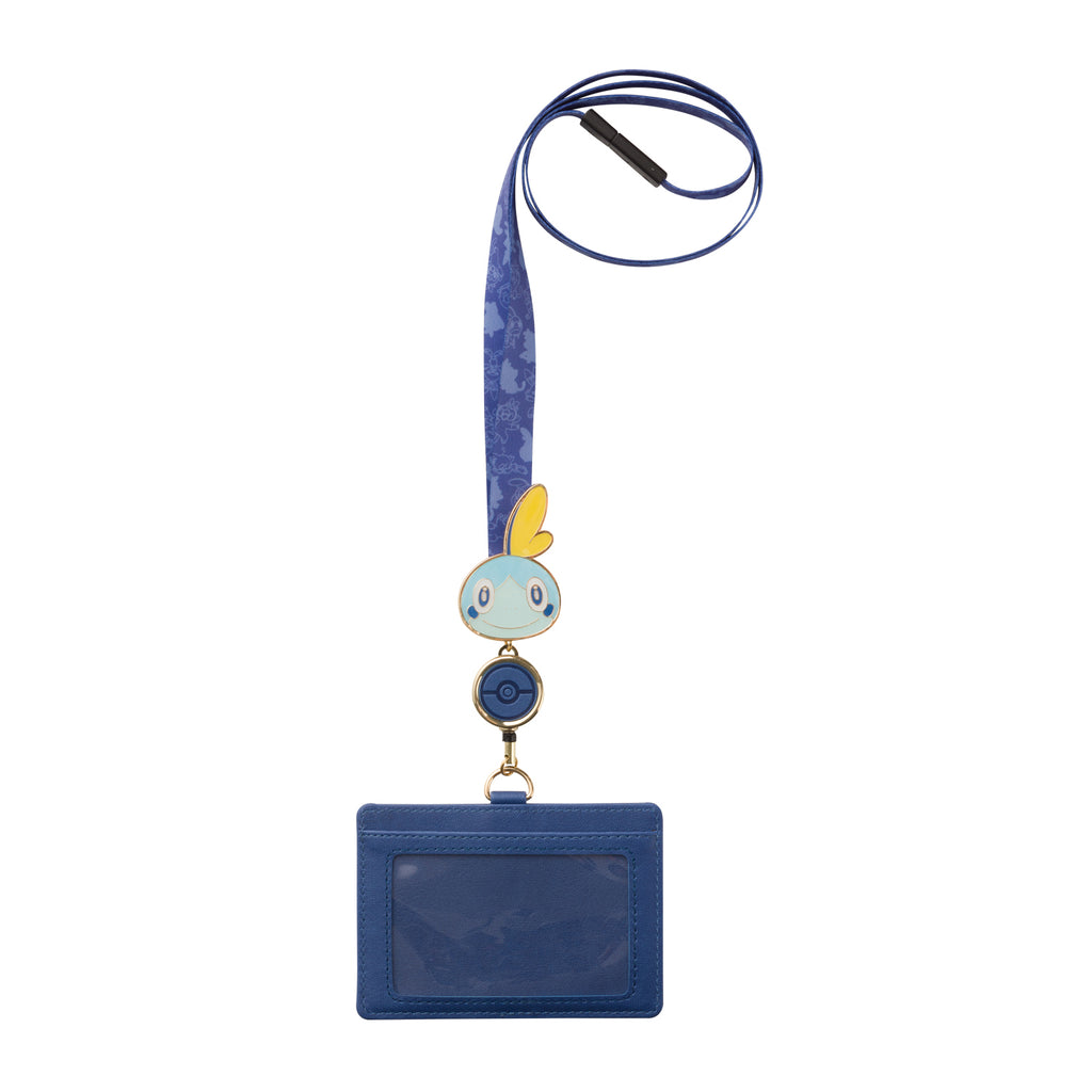 Sobble Messon ID Card Case Sword Shield Pokemon Center Japan Original