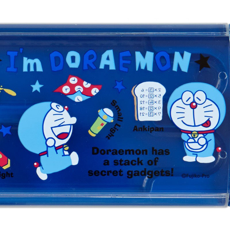 Kids Spoon & Fork Set I'm DORAEMON Sanrio Japan