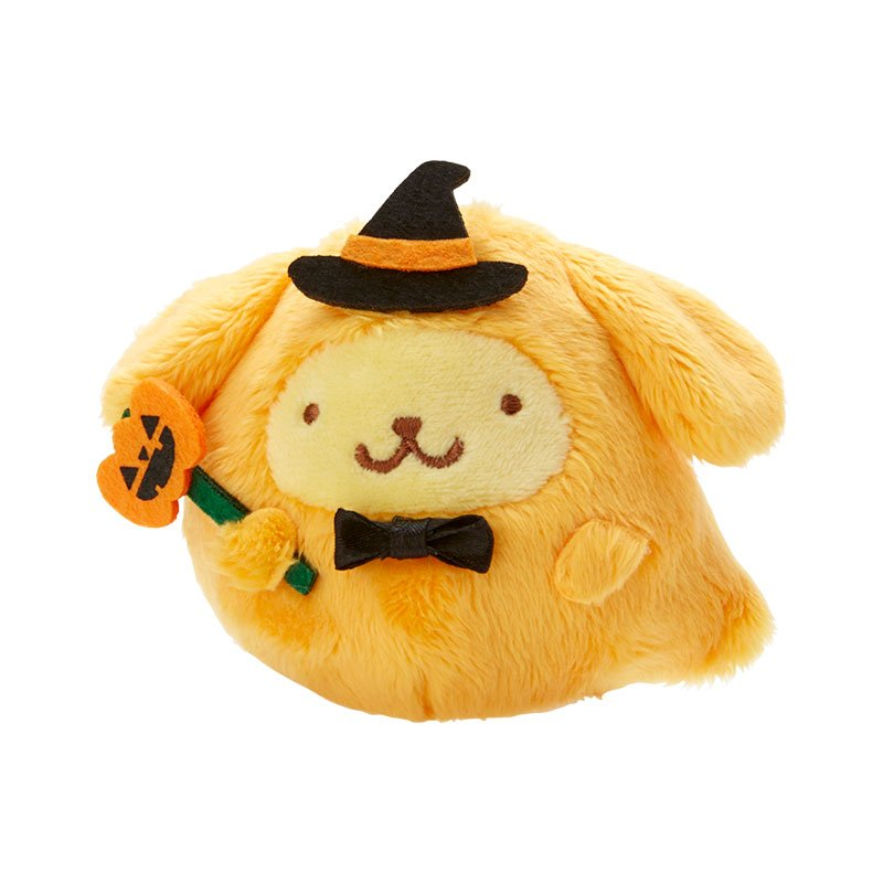 Pom Pom Purin mini Tenori Plush Doll Sanrio Japan Halloween 2020