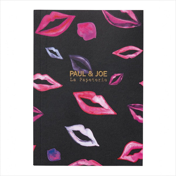 Notebook A6 Sweet Lips PAUL & JOE Japan