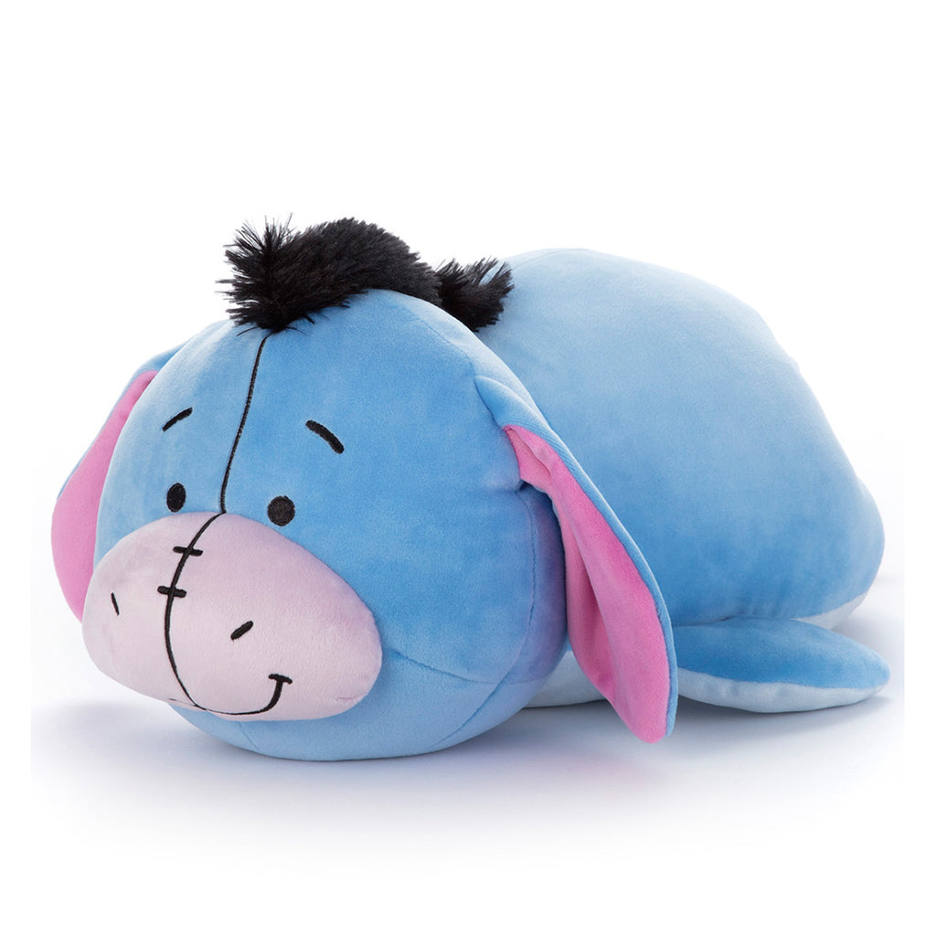 Eeyore Plush Doll M Crawl Hai Mocchi-Mocchi- Disney Takara Tomy Japan Winnie
