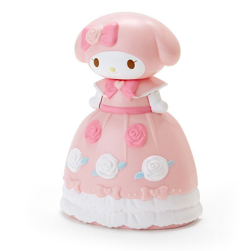 My Melody Hairbrush Doll Shape Stand Sanrio Japan
