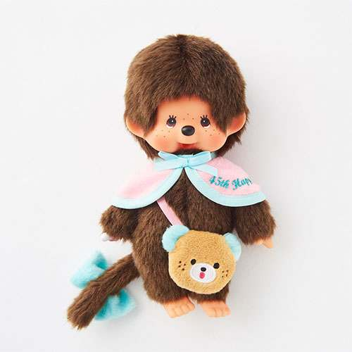 Monchhichi Doll S Boy HAPPY TRIP MONCHHICHI Japan