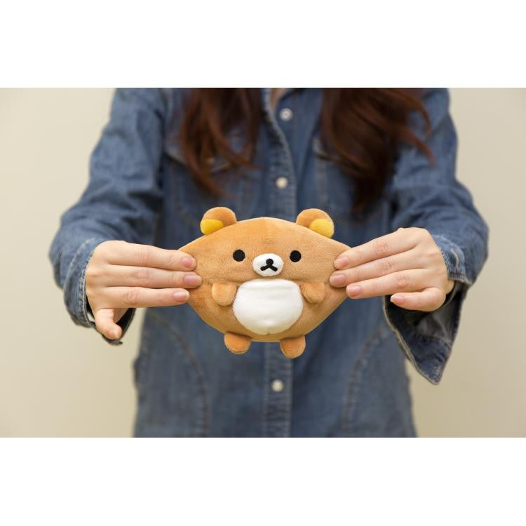 Rilakkuma Plush Doll S Super Soft Round San-X Japan