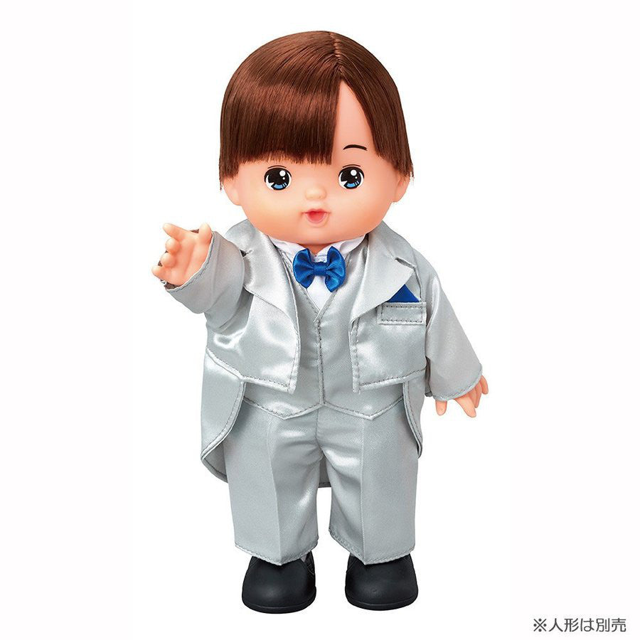 Costume for Mell chan Doll Boy Tuxedo Pilot Japan