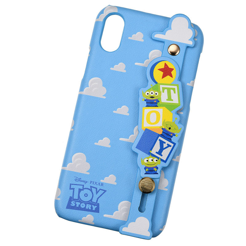 Toy Story Alien iPhone X / XS Case Cover Hand Disney Store Japan