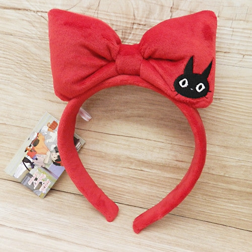 Kiki's Delivery Service Red Ribbon Headband Hair Accessory Ghibli Japan Gigi