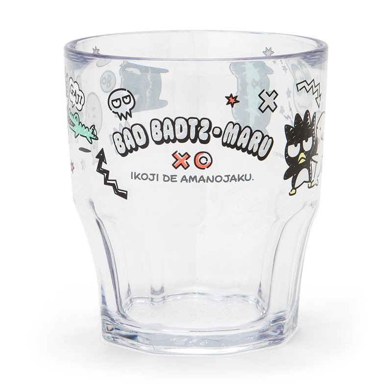 Bad Badtz-Maru Plastic Cup Good Friends Sanrio Japan