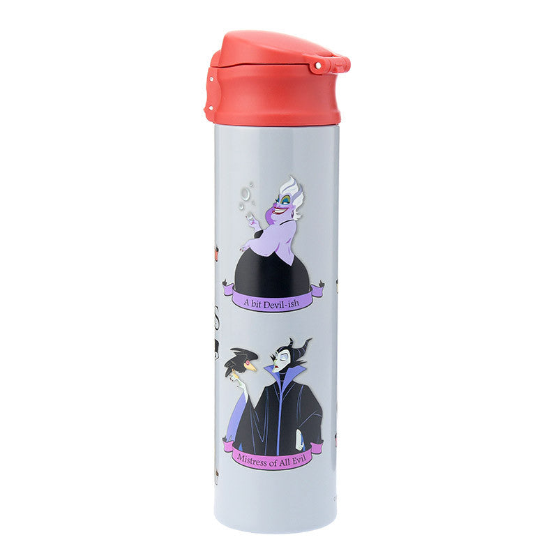 Disney Characters Stainless Bottle Tumbler Villains 2018 Disney Store Japan