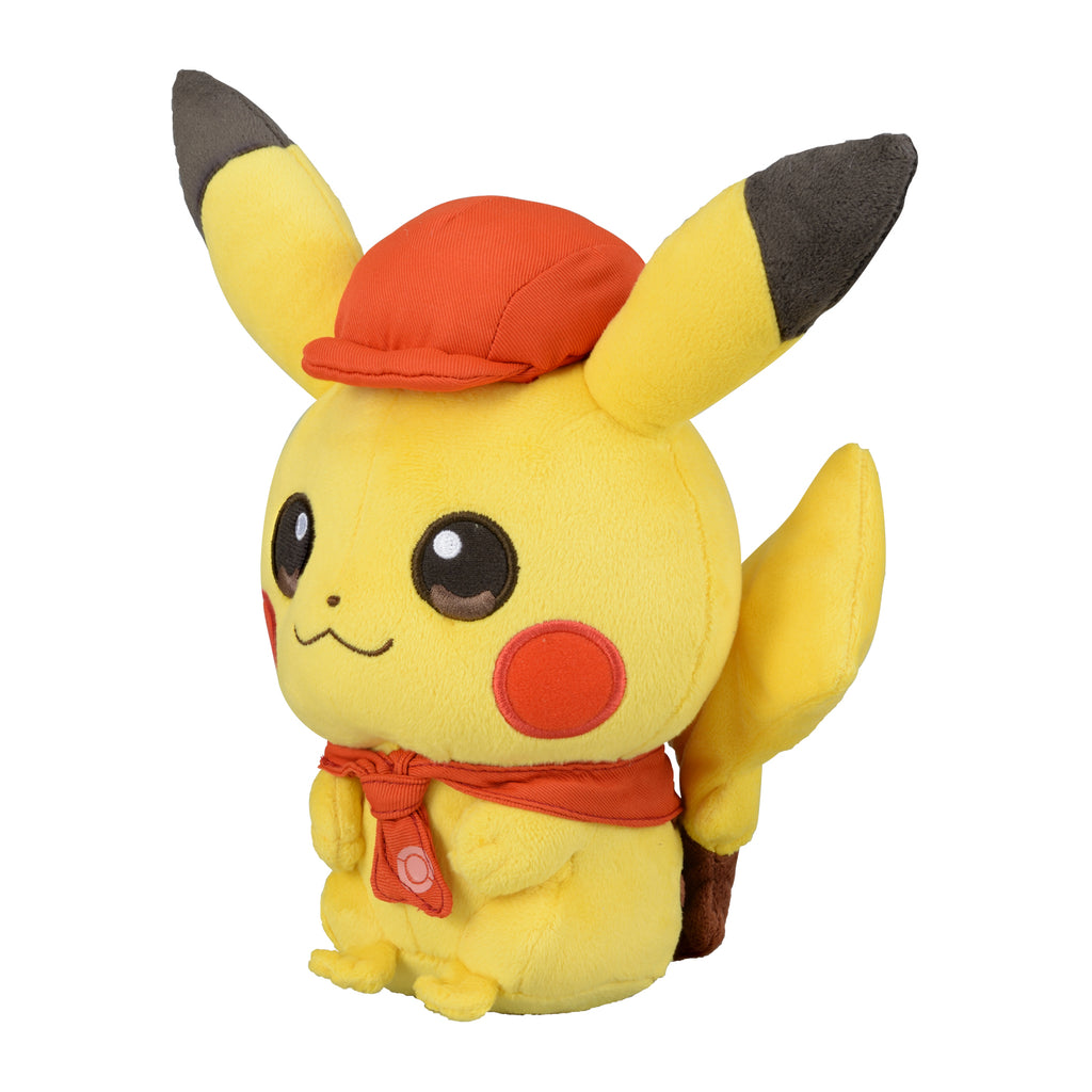 Pikachu Plush Doll Pokemon Cafe Mix Center Japan