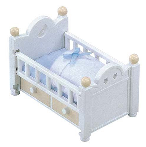 Furniture Baby Bed Set Ka-203 Sylvanian Families Japan Calico Critters