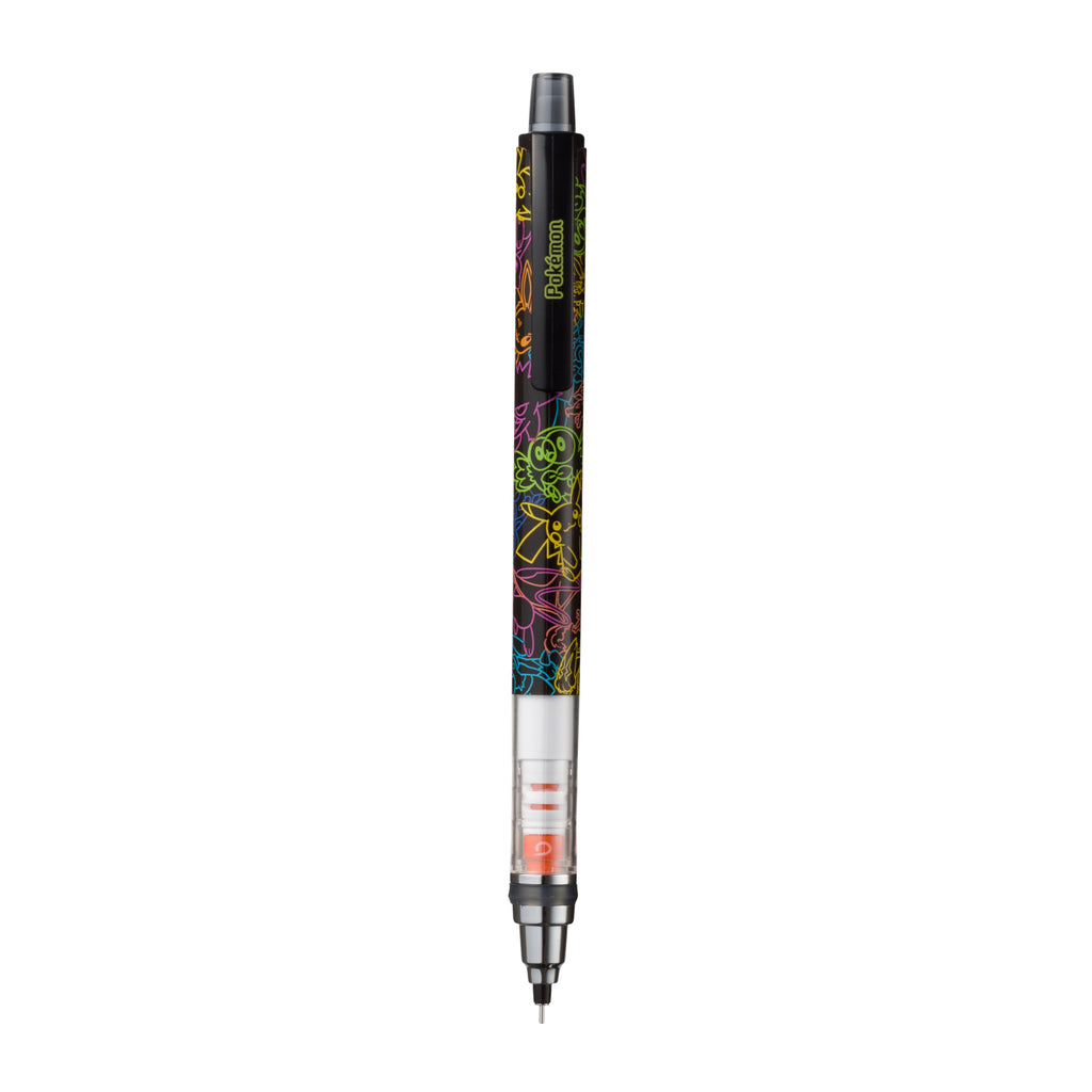 KURU TOGA Mechanical Pencil Line Color Pokemon Center Japan Original