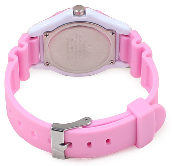 Daisy Wrist Watch Waterproof Pink HW02-005 CITIZEN Q&Q Japan Disney