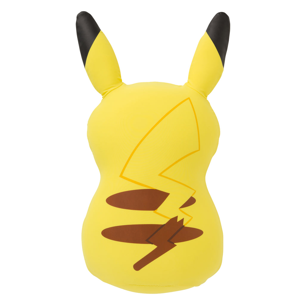Pikachu Bean Bag Cushion Transform Pokemon Center Japan Original