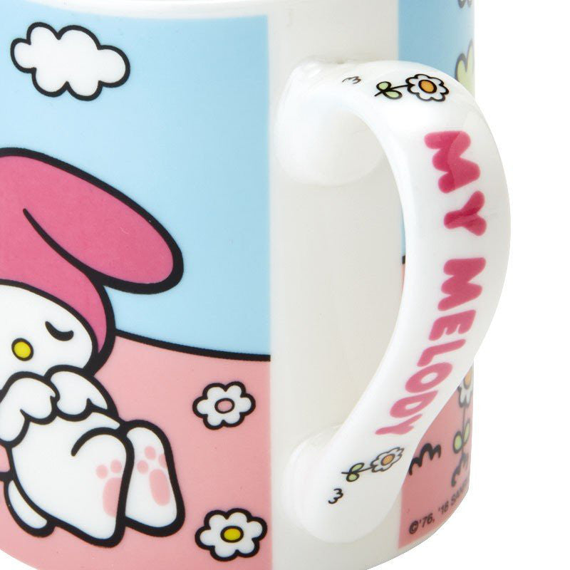 My Melody Mug Cup w/ Box Butterfly Sanrio Japan