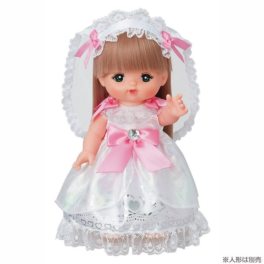 Costume for Mell chan Doll Romantic Dress Pilot Japan