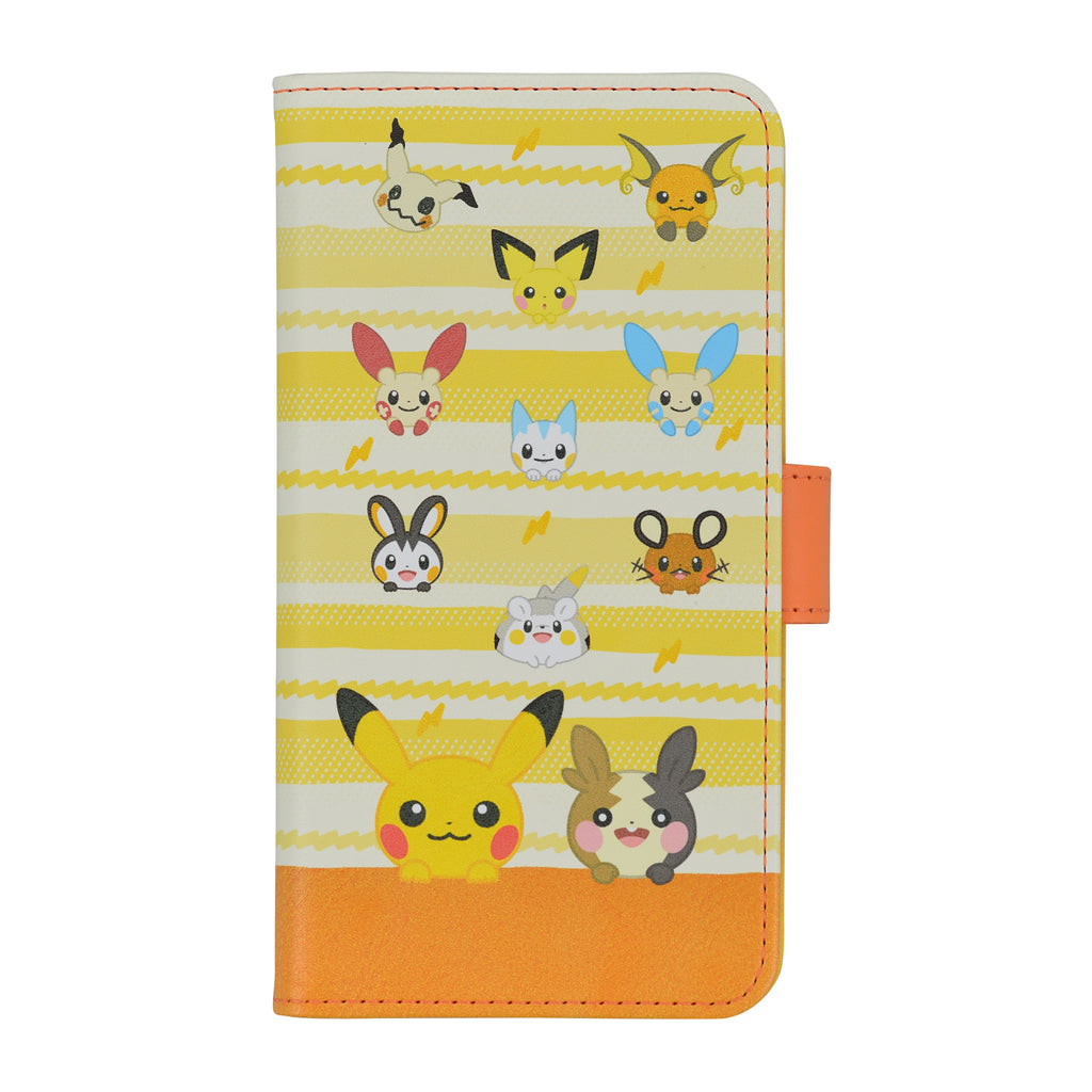Multi Smartphone Case Cover HOPPE DAISHUGO Pokemon Center Japan Original
