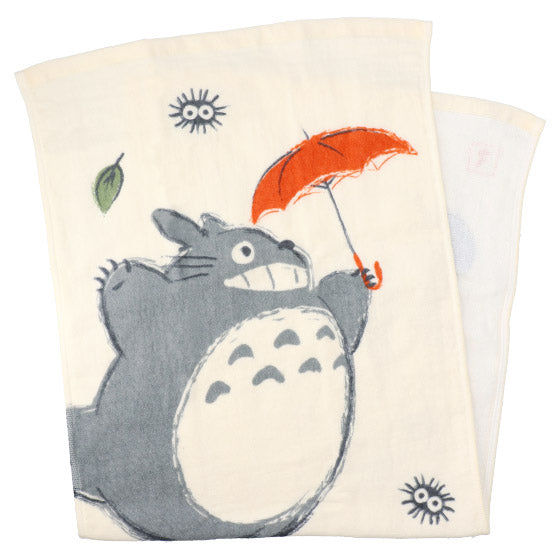 My Neighbor Totoro Face Towel Fly Away Studio Ghibli Japan