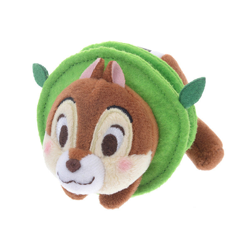 Chip Plush Badge Pop Up Disney Store Japan