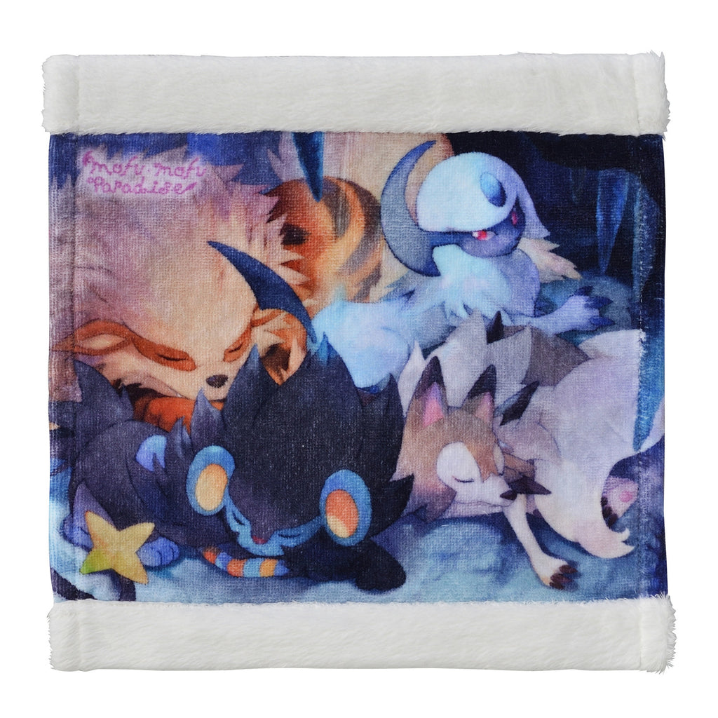 Absol Hand Towel MOFU-MOFU PARADISE Pokemon Center Japan Original