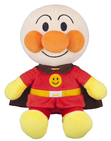 Anpanman Plush Doll Smile Soft S Japan