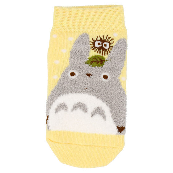 My Neighbor Totoro Socks Kids 13-19cm Cream Studio Ghibli Japan