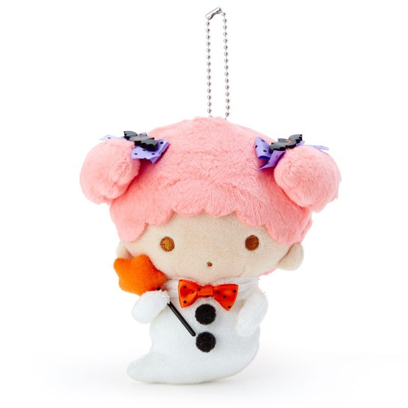 Little Twin Stars Lala Plush Mascot Holder Keychain Halloween 2019 Sanrio Japan
