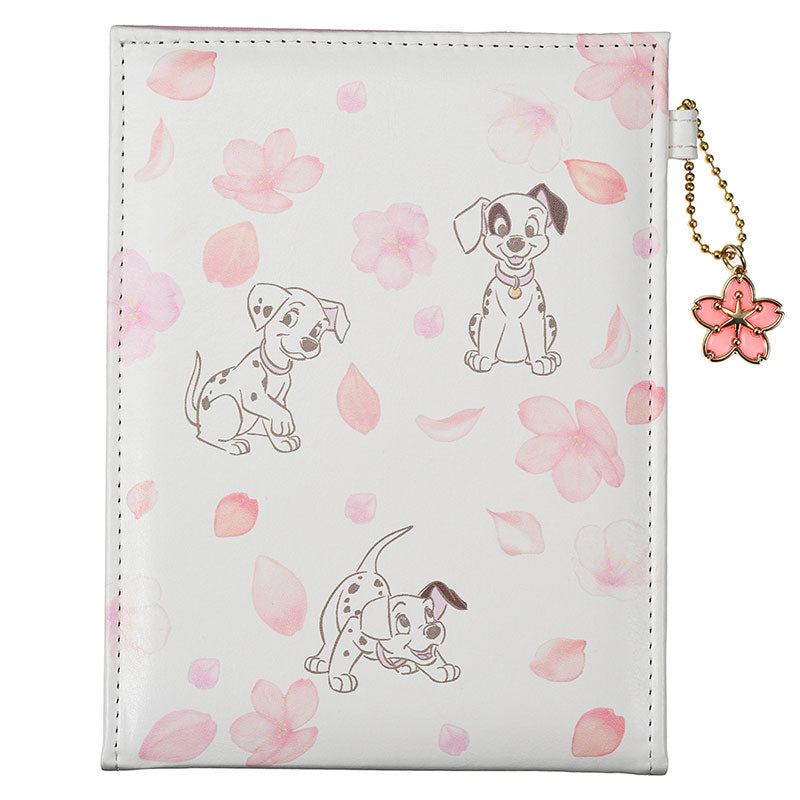 101 Dalmatians Folding Mirror SAKURA COSME Disney Store Japan