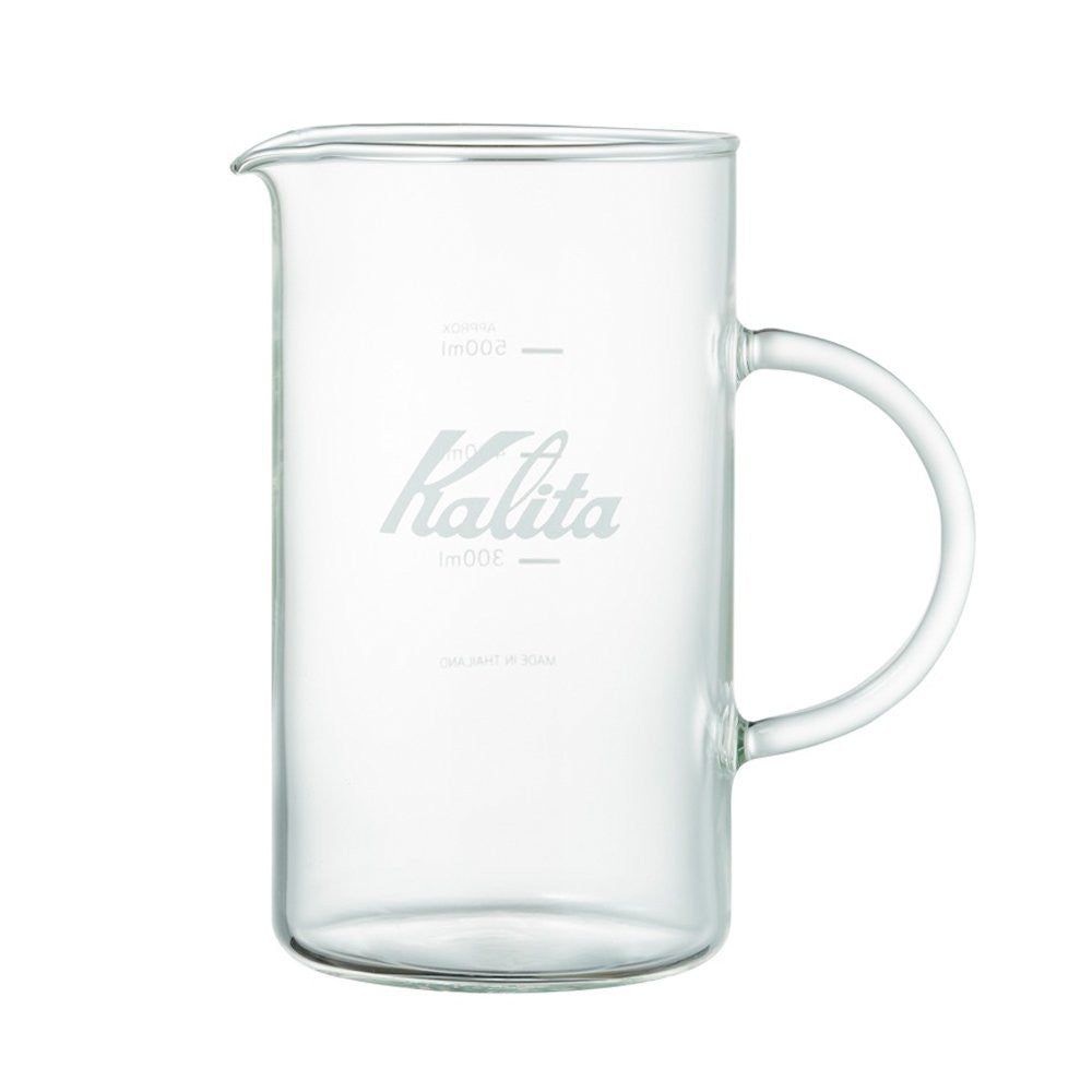 Heat Resistant Glass Coffee Server Jug500 500ml # 31268 Kalita Japan