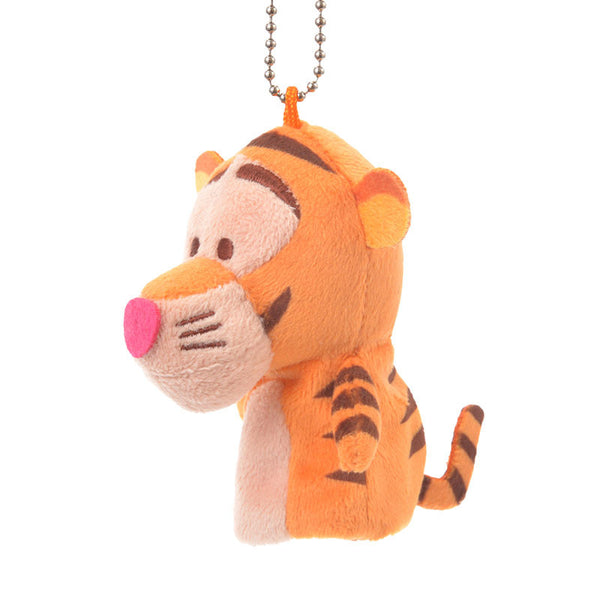 Tigger Plush Keychain Puppet Disney Store Japan Winnie the Pooh