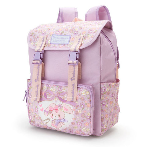 Bonbonribbon Kids Backpack Ribbon Purple Sanrio Japan