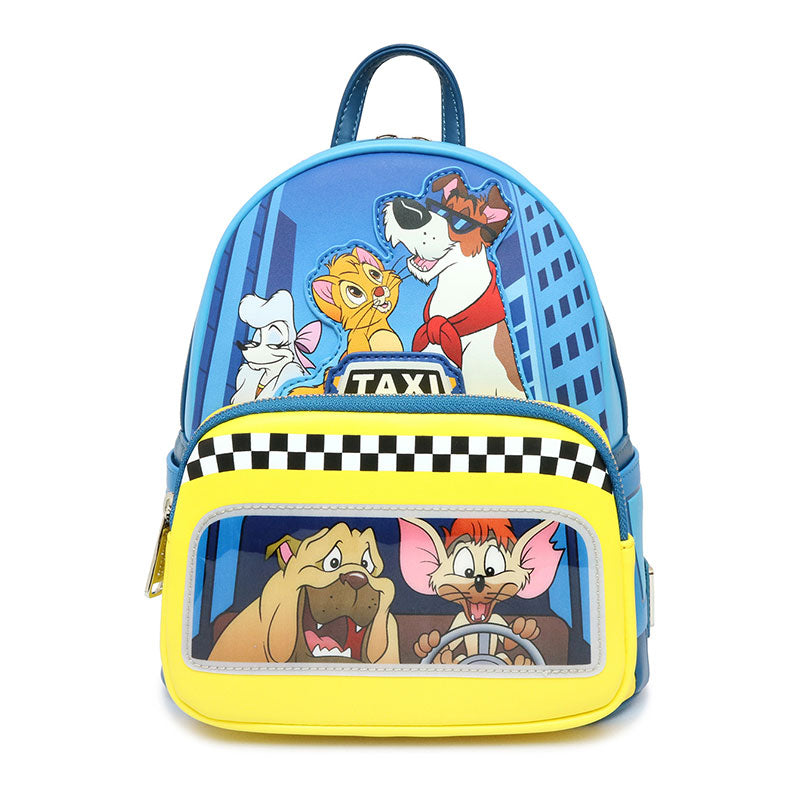 Oliver & Company Backpack Loungefly Disney Store Japan