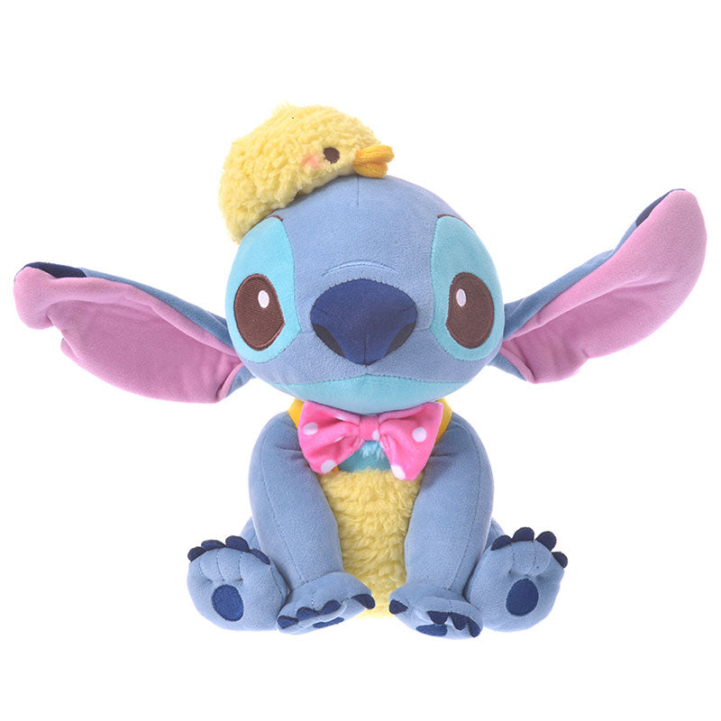 Stitch Plush Doll Easter 2020 Disney Store Japan