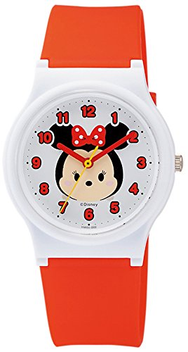 Minnie Tsum Tsum Wrist Watch Waterproof HW00-002 CITIZEN Q&Q Japan Disney