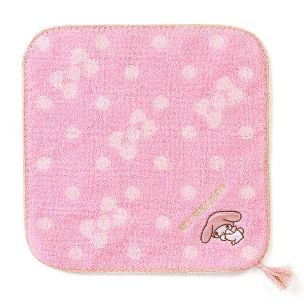 My Melody mini Towel Pretty Pink Sanrio Japan