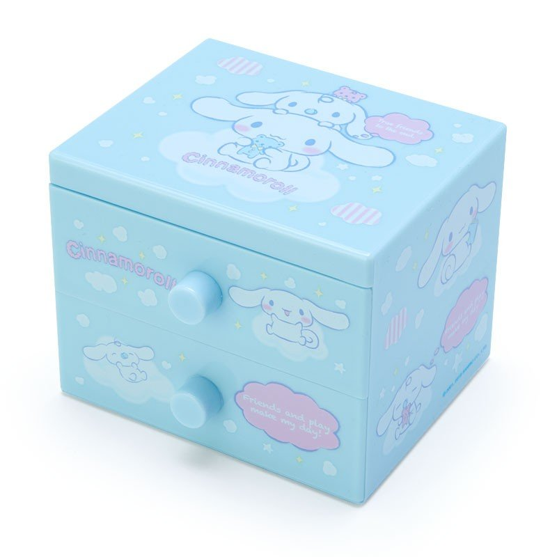 Cinnamoroll mini Plastic Chest Sanrio Japan